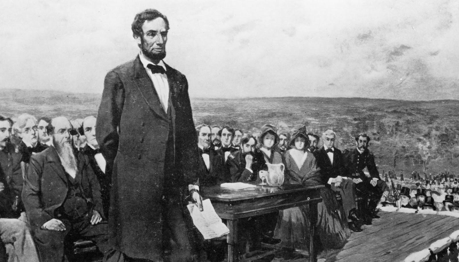 A Writer S Passage Gettysburg Address