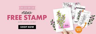 Shop Altenew (FREE Stamp -Sept 23th-24th)