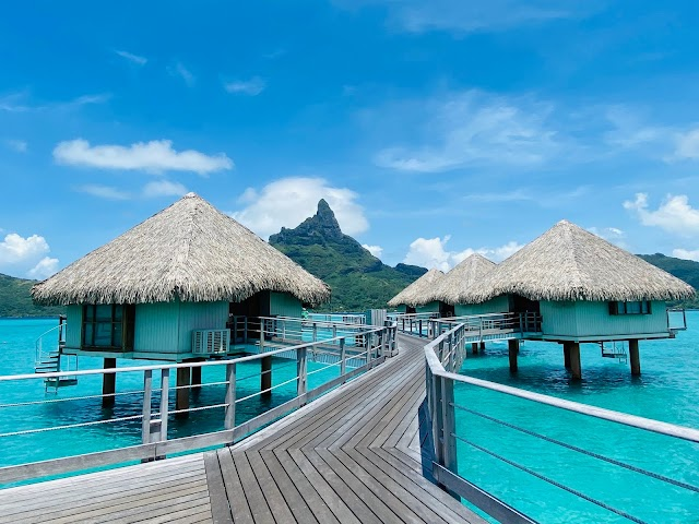 Review All Things About Booking Le Meridien Bora Bora On Points For Overwater Bungalow, Upgrades And Benefits For Platinum And Titanium Elite Members [2021]
