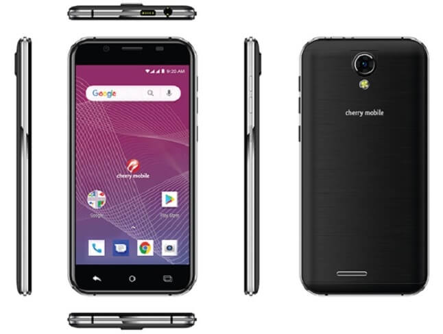 Cherry Mobile Omega HD V Launched for Only Php2,999