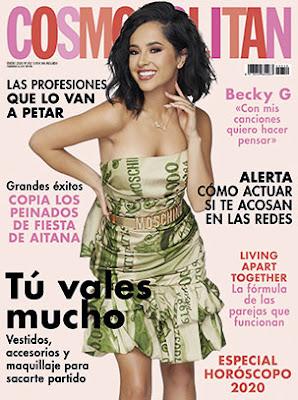 revista cosmopolitan enero 2020