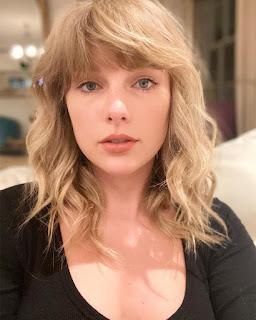 #nomakeup selfie, Taylor Swift, new album