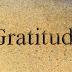 Beneficios de ser agradecido