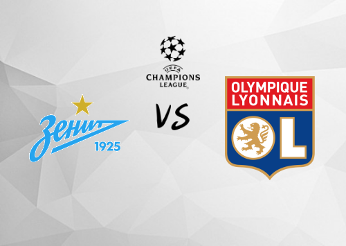 Zenit San Petersburgo vs Olympique Lyonnais  Resumen