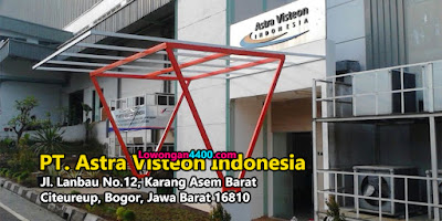Lowongan Kerja PT. Astra Visteon Indonesia (PT. AVI) Desember 2020