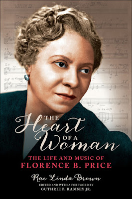 book cover, portrait of a lighter-skinned Black woman