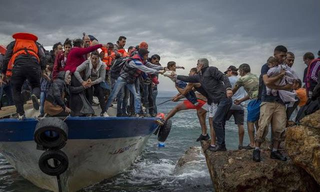 Μεταναστευτικό, τόσο καλά - τόσο τραγικά