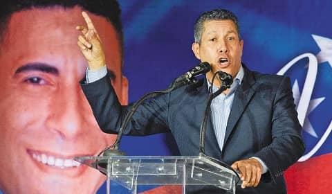 Henri Falcón, el rival perfecto para ganarle a Maduro