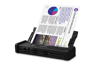Drivers together with Utilities Combo Package Installer for Windows  Download Epson WorkForce ES-200 Drivers