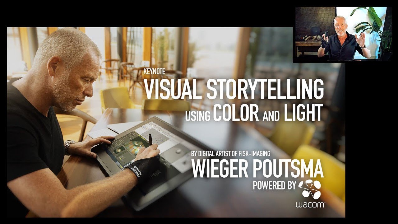 Visual Storytelling Using Color and Light by Wieger Poutsma