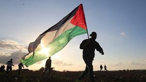 Palestina Batalkan Perjanjian dengan Amerika dan Israel