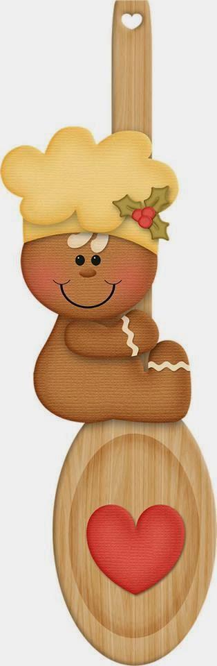 laminas de galletas navideas