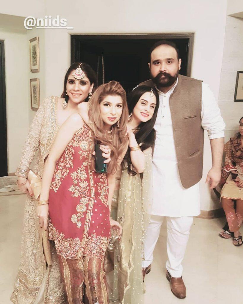 Kashmala Tariq Got Married