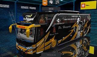 Bus JB3 Full Strobo