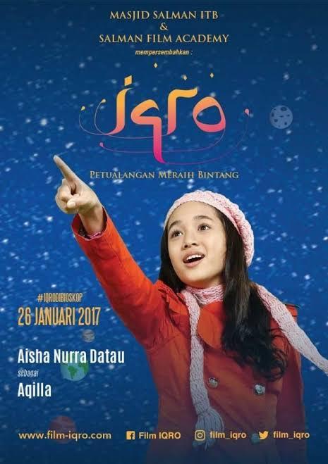 Download Film Iqro: Petualangan Meraih Bintang (2017) Full Movie