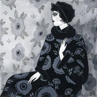 art by Yelena Bryksenkova   creative emotional illustration art drawings, pictures, deep feelings, sad   imagenes bellas, emociones sentimientos, depresión.