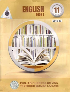 English Book-1 for 11th class in pdf format