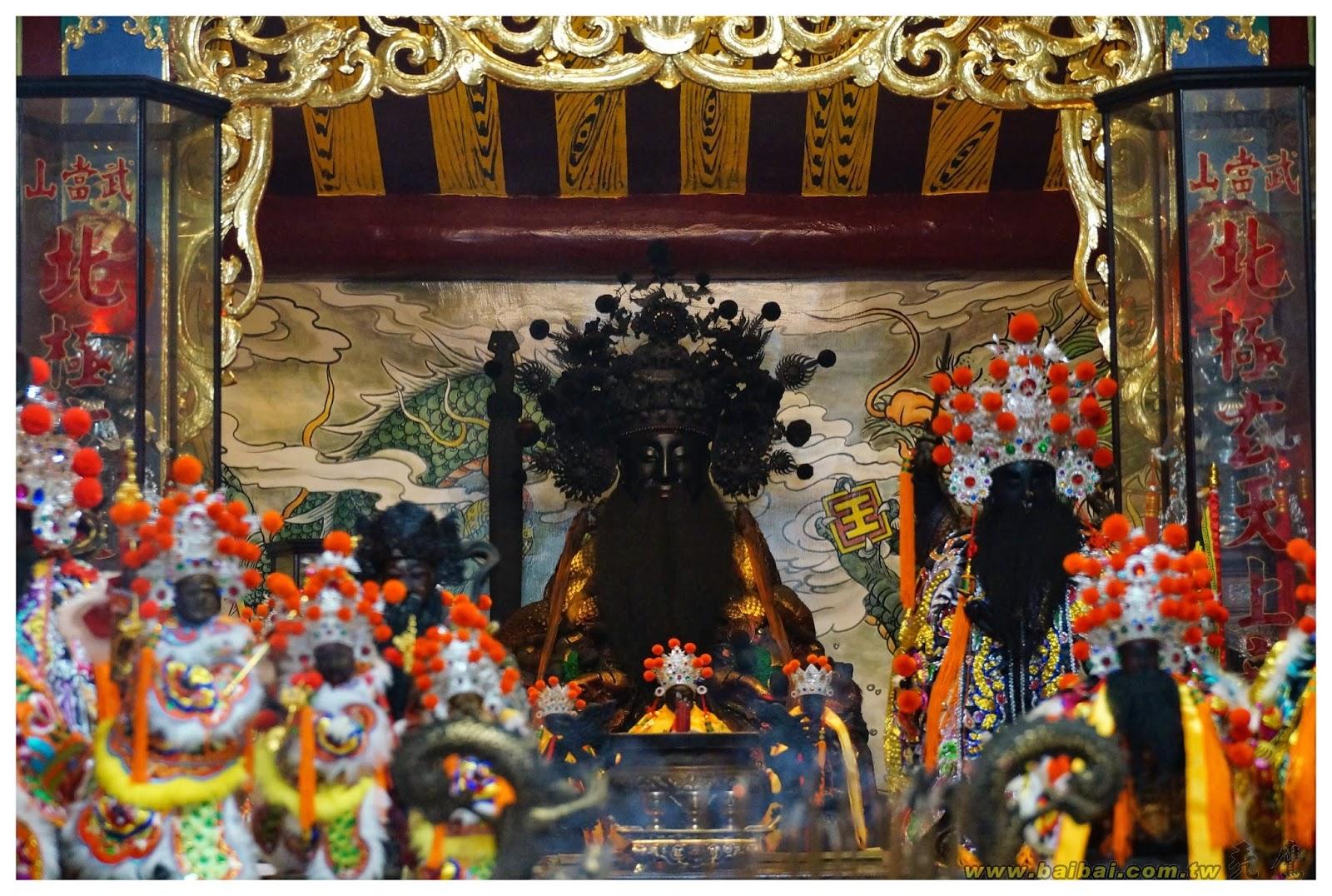 廟宇之旅-行!來去拜拜: 武當山上帝廟