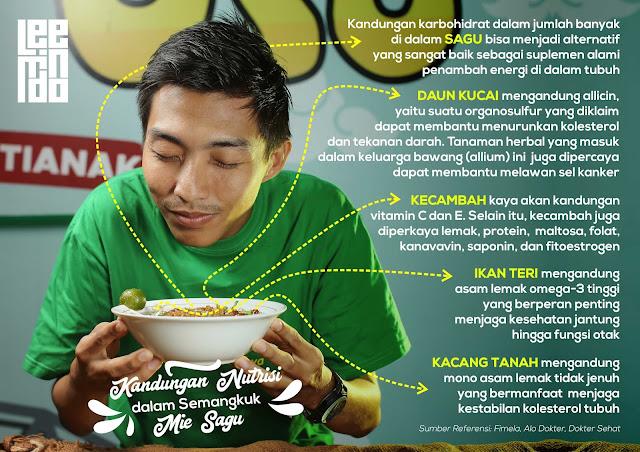 Mie Sagu, Ayam Pak Usu, Kuliner Pontianak