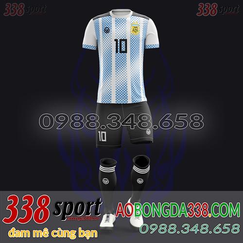 Áo Đặt May Theo Yêu Cầu - Mã ARGENTINA 03