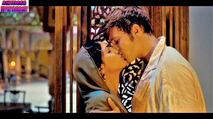 Shriya Pilgaonkar, Lara Dutta sexy kissing scene - Beecham House (2019) HD 720p