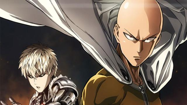 gambar One Punch Man