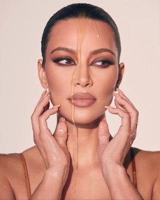 Kim Kardashian, foto de Instagram.