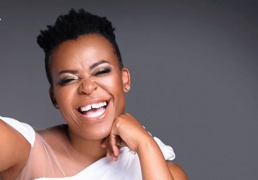Zodwa Wabantu Celebrates Level ONE By Stripping All The Way Down