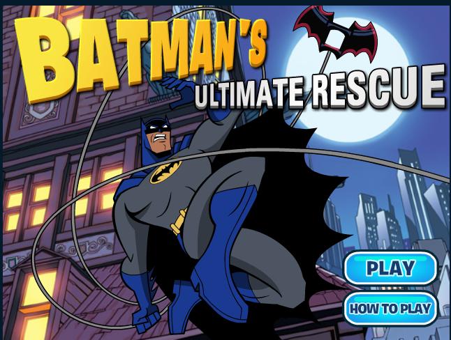 مغامرات باتمان
