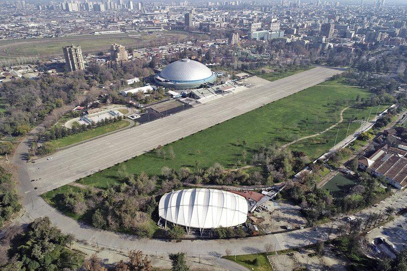 10 parques de Santiago para salir a estirar las piernas