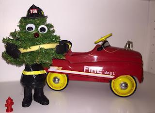 Mini Firefighter Tree