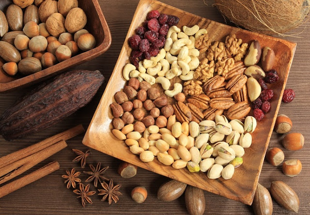 Have nuts to lose weight