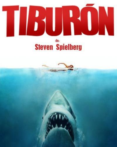 Resultado de imagen de tiburon peli