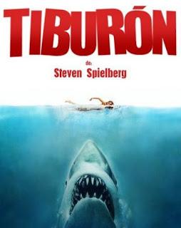 Cartel Película Tiburón