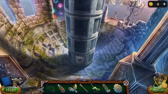 символ внизу башни чтобы вставить его в игре затерянные земли 4 скиталец