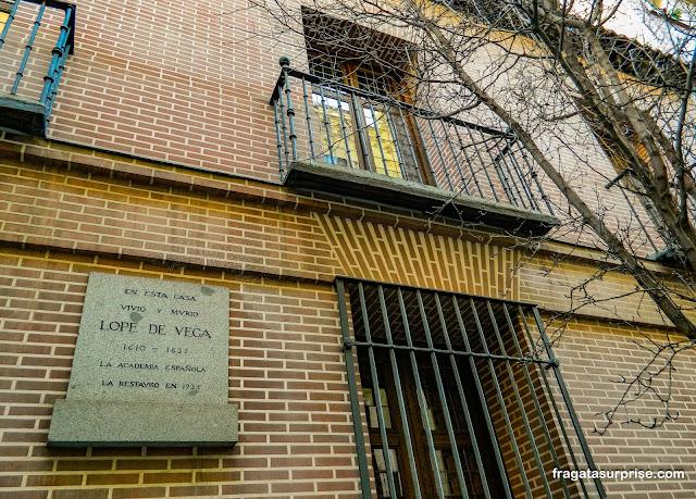 Museu Casa de Lope de Vega, Madri