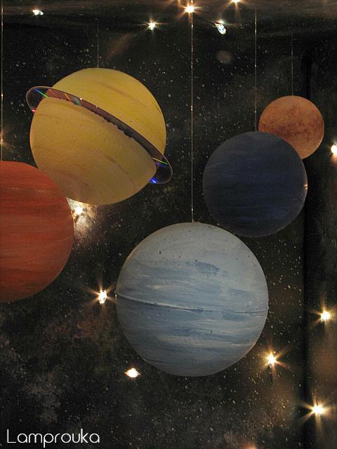 Πως να φτιάξεις πλανήτες-κατασκευή.