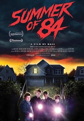 Summer Of 84 [2018] [DVD R2] [Latino]