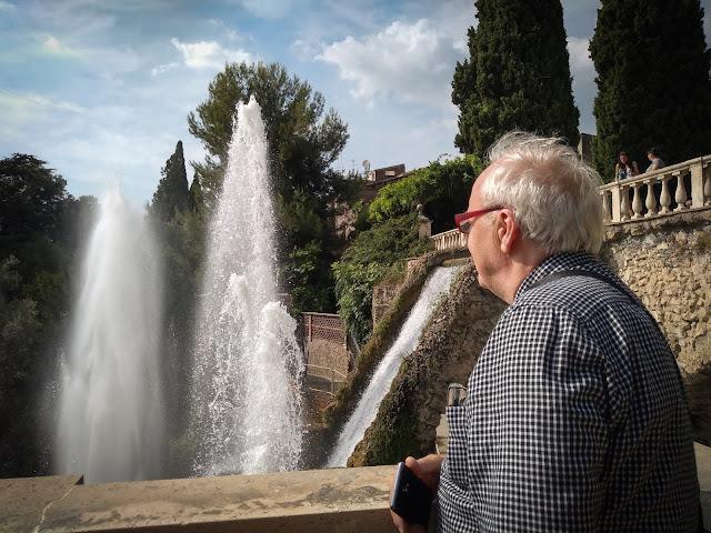 Villa d'Este; Tivoli, Italy