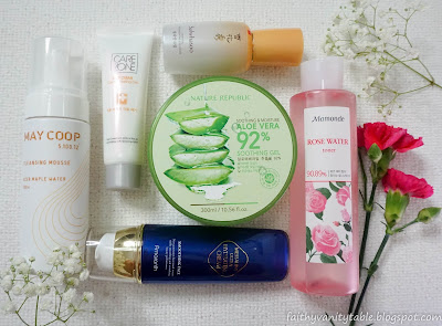 Top Korean Skincare Products for Combination Skin