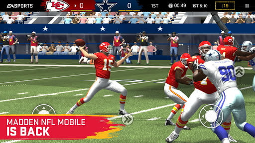 Madden NFL Mobile Football