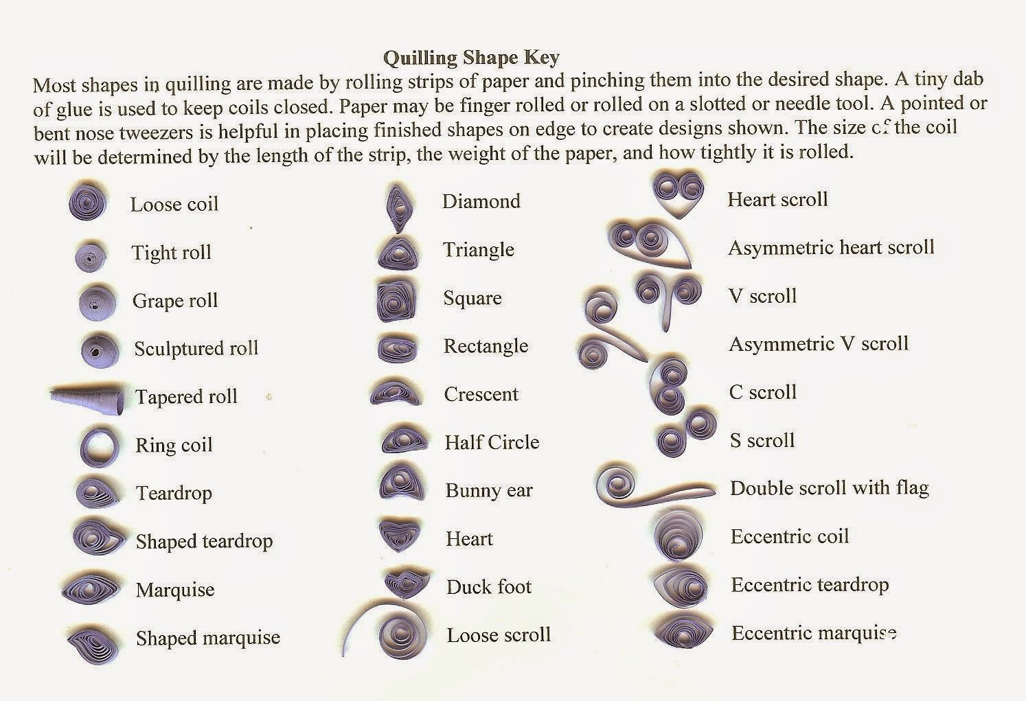 Quilling With Whimsiquills Teaching Learning Quilling
