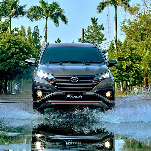 Harga Promo Toyota Rush di Auto2000 Bogor