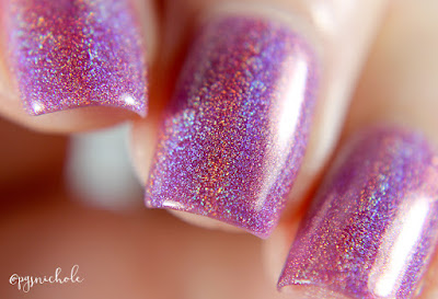 Grace-Full Nail Polish Purple Lotus | Delicate Neutrals