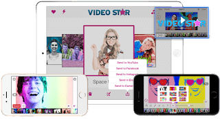video star ++ plus iphone