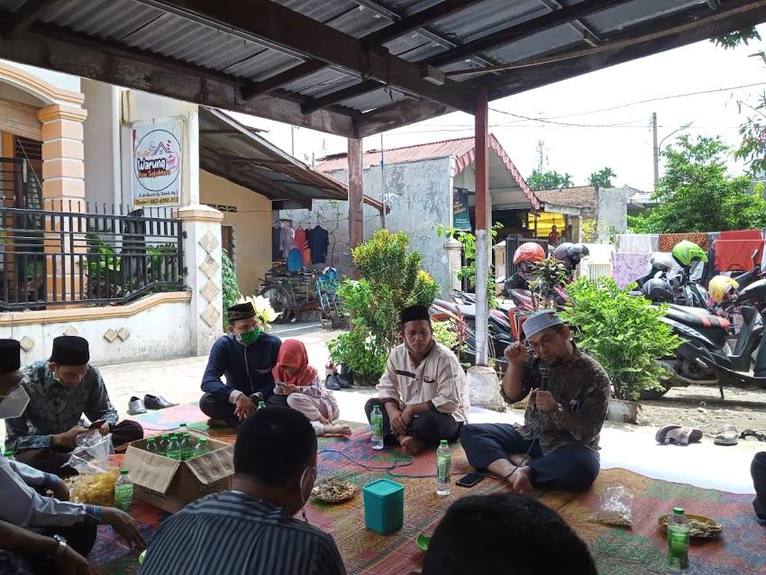 Halal Bil Halal Guru SMP Swasta An-Nizam