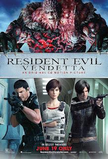 Assistir Resident Evil – A Vingança Dublado