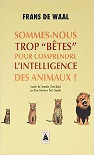 Sommes-nous trop « bêtes » pour comprendre l'intelligence des animaux ? – F. de Waal