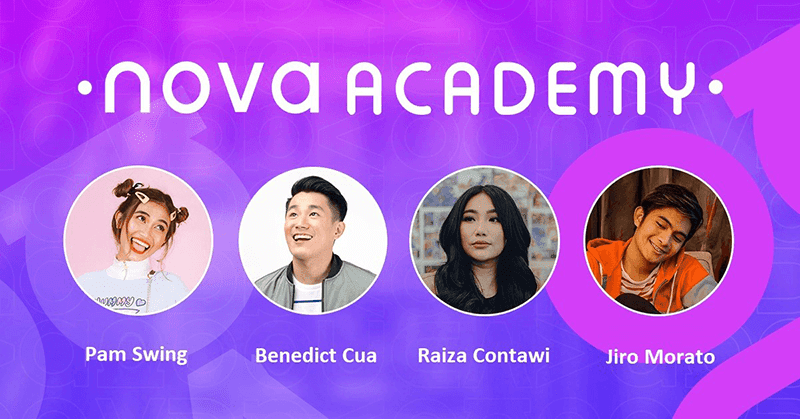 Catch these NovaStars at the Huawei Nova Academy