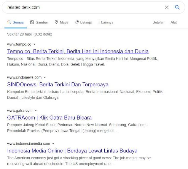 tanda related Google Search Engine Optimization